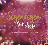 Cover-Bild zu Segenregen für dich von Schäfer, Anja