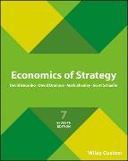 Cover-Bild zu Economics of Strategy von Besanko, David