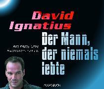 Cover-Bild zu Der Mann, der niemals lebte (Audio Download) von Ignatius, David