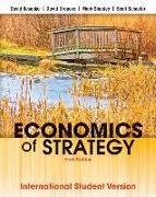 Cover-Bild zu Economics of Strategy International Student Version von Besanko, David