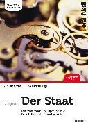 Cover-Bild zu Caduff, Claudio: Der Staat - Lehrerhandbuch (eBook)