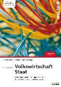 Cover-Bild zu Caduff, Claudio: Volkswirtschaft / Staat - Lehrerhandbuch (eBook)