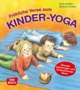Cover-Bild zu Fröhliche Verse zum Kinder-Yoga von Gulden, Elke