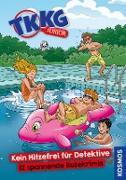 Cover-Bild zu Vogel, Kirsten: TKKG Junior, Kein Hitzefrei für Detektive (eBook)