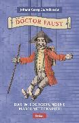 Cover-Bild zu Doctor Faust. Das wiedergefundene Marionettenspiel (eBook) von Geißelbrecht, Johann Georg