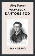 Cover-Bild zu Woyzeck. Dantons Tod (eBook) von Büchner, Georg