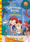 Cover-Bild zu Die Spürnasen-Bande und der Fahrrad-Klau von Seltmann, Christian