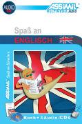 Cover-Bild zu Spass an Englisch. Lehrbuch und 3 Audio-CDs