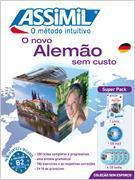 Cover-Bild zu ASSiMiL O novo Alemão sem custo - Deutsch als Fremdsprache. Lehrbuch + 4 Audio-CDs +1 mp3-CD