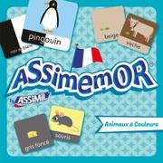 Cover-Bild zu Assimemor Animaux & Couleurs von Assimil