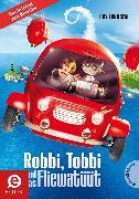 Cover-Bild zu Robbi Tobbi und das Fliewatüüt (eBook) von Lornsen, Boy