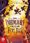 Cover-Bild zu Die unheimlichen Fälle des Lucius Adler 2: Jagd auf den Unsichtbaren (eBook) von Perplies, Bernd