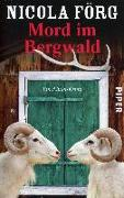 Cover-Bild zu Förg, Nicola: Mord im Bergwald