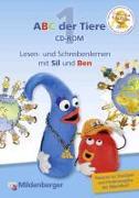 Cover-Bild zu ABC der Tiere 1. CD-ROM, Homeversion, Einzellizenz von Kuhn, Klaus
