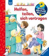 Cover-Bild zu Rübel, Doris: Wieso? Weshalb? Warum? junior: Helfen, teilen, sich vertragen (Band 66)