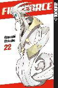 Cover-Bild zu Ohkubo, Atsushi: Fire Force 22 (eBook)