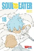 Cover-Bild zu Ohkubo, Atsushi: Soul Eater, Band 18