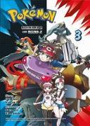 Cover-Bild zu Pokémon Schwarz 2 und Weiss 2 von Kusaka, Hidenori