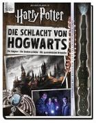 Cover-Bild zu Aus den Filmen zu Harry Potter: Die Schlacht von Hogwarts: Die Gegner - Die Zaubersprüche - Die spannendsten Momente