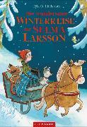 Cover-Bild zu Lindström, Erik Ole: Die wundersame Winterreise der Selma Larsson (eBook)