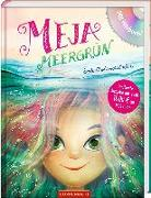 Cover-Bild zu Lindström, Erik Ole: Meja Meergrün (Buch mit CD)