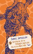 Cover-Bild zu Jonasson, Jonas: Der Massai, der in Schweden noch eine Rechnung offen hatte (eBook)