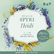 Cover-Bild zu Heidi (Audio Download) von Spyri, Johanna