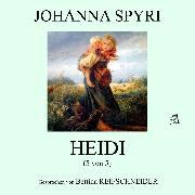 Cover-Bild zu Heidi (5 von 5) (Audio Download) von Spyri, Johanna