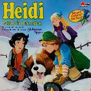 Cover-Bild zu Heidi, Folge 3: Gefahr in den Alpen (Audio Download) von Spyri, Johanna