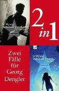 Cover-Bild zu Schorlau, Wolfgang: Zwei Fälle für Georg Dengler (2in1-Bundle) (eBook)