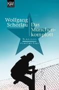 Cover-Bild zu Schorlau, Wolfgang: Das München-Komplott (eBook)