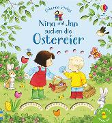 Cover-Bild zu Nina und Jan suchen die Ostereier von Taplin, Sam