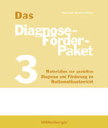 Cover-Bild zu Das Diagnose-Förder-Paket 3 von Simon, Nina