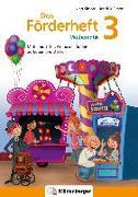 Cover-Bild zu Das Förderheft 3 von Simon, Nina