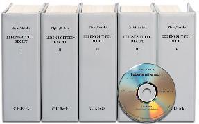 Cover-Bild zu Lebensmittelrecht - Lebensmittelrecht von Zipfel, Walter (Hrsg.)