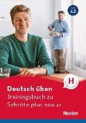 Cover-Bild zu Trainingsbuch zu Schritte plus neu A2 von Geiger, Susanne