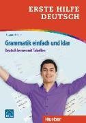 Cover-Bild zu Erste Hilfe Deutsch - Grammatik einfach und klar von Geiger, Susanne