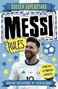 Cover-Bild zu Mugford, Simon: Soccer Superstars: Messi Rules