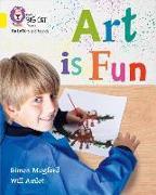 Cover-Bild zu Mugford, Simon: Art is Fun!