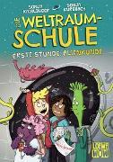 Cover-Bild zu Kaiblinger, Sonja: Die Weltraumschule (Band 1) - Erste Stunde: Alienkunde
