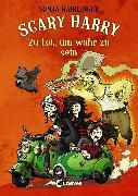Cover-Bild zu Kaiblinger, Sonja: Scary Harry - Zu tot, um wahr zu sein (eBook)