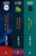 Cover-Bild zu Kaiblinger, Sonja: Scary Harry - Band 1-3 (eBook)