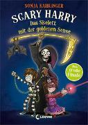 Cover-Bild zu Kaiblinger, Sonja: Scary Harry (Band 9) - Das Skelett mit der goldenen Sense