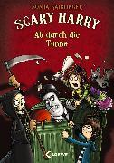 Cover-Bild zu Kaiblinger, Sonja: Scary Harry 4 - Ab durch die Tonne (eBook)