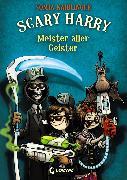 Cover-Bild zu Kaiblinger, Sonja: Scary Harry 3 - Meister aller Geister (eBook)