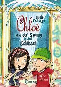 Cover-Bild zu Kaiblinger, Sonja: Chloé und der Sprung in der Schüssel (eBook)