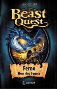Cover-Bild zu Blade, Adam: Beast Quest 1 - Ferno, Herr des Feuers