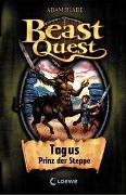 Cover-Bild zu Blade, Adam: Beast Quest 4 - Tagus, Prinz der Steppe