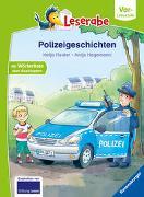 Cover-Bild zu Reider, Katja: Polizeigeschichten - Leserabe ab Vorschule - Erstlesebuch für Kinder ab 5 Jahren