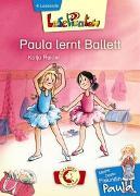 Cover-Bild zu Reider, Katja: Lesepiraten - Meine beste Freundin Paula: Paula lernt Ballett